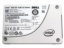 INTEL SSDSC2BX200G4R 3481G 03481G SATA Solid State Drive