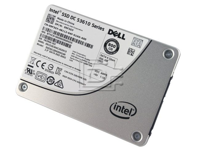 Intel SSDSC2BX800G4R 800GB SATA Hard Drive