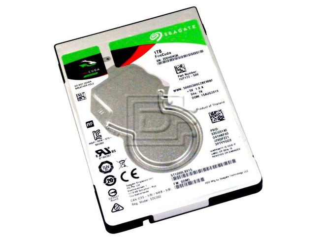 Seagate ST1000LX015 SATA Hybrid Hard Drive image 1