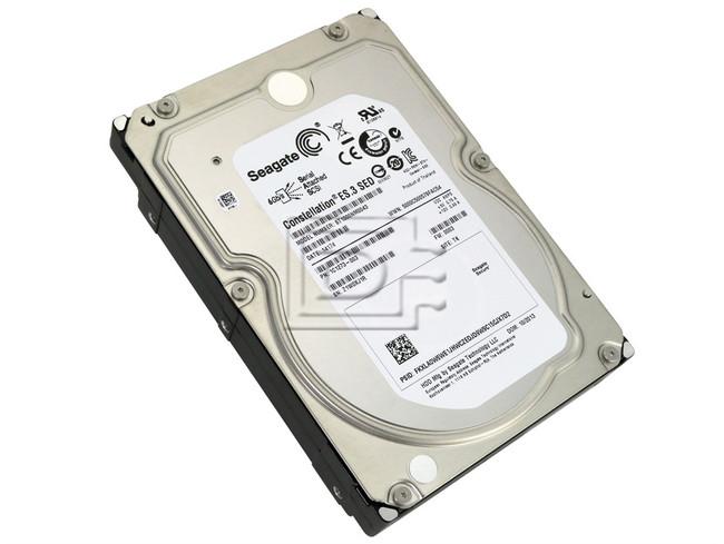 Seagate ST1000NM0043 1C1273-003 1TB Self Encrypting Enterprise SAS Hard Drive image 1