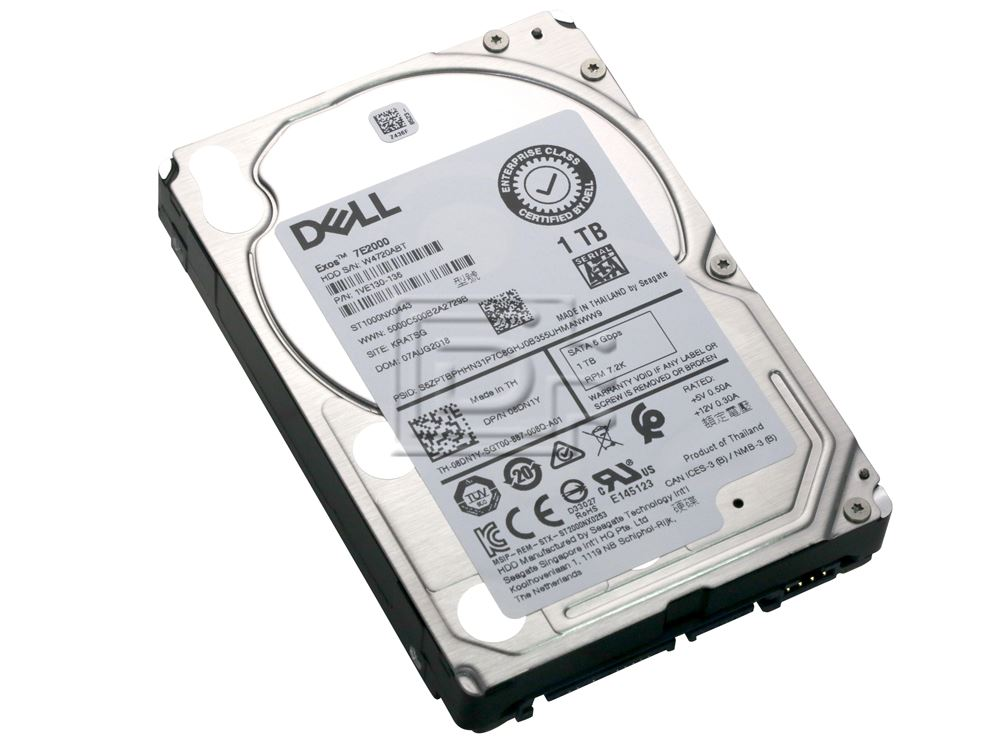 "Hitachi 450GB 15K SAS 3.5/"" Hard Drive Fits Dell 1900 1950 2900 2950 2970 6950"