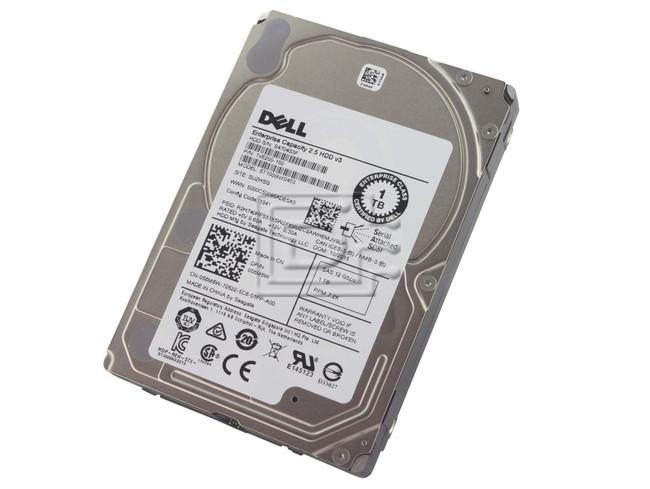 Seagate ST1000NX0453 056M6W 56M6W 1VE200-150 SAS Hard Drive image 1