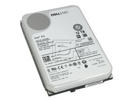 Seagate ST12000NM0128 8JYD7 753F0 T2YHT KVW2X 08JYD7 0753F0 0T2YHT 0KVW2X SATA Hard drive