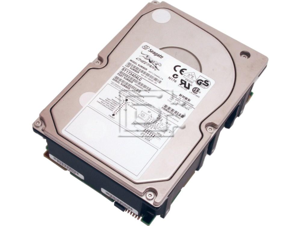 Seagate ST173404LC SCSI Hard Drive image 1