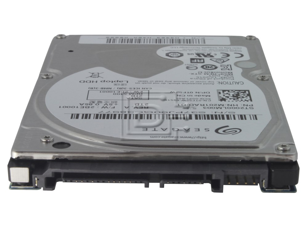 Seagate ST2000NX0403 Product Manual
