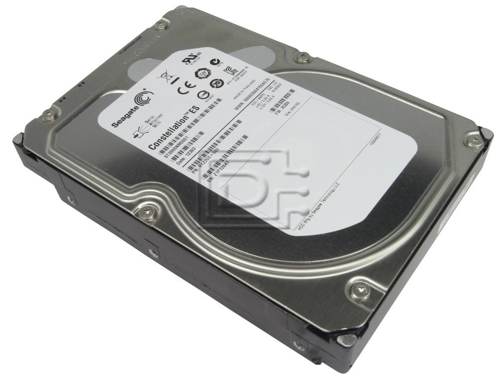 Seagate ST2000NM0001 SAS Hard Drive image 1