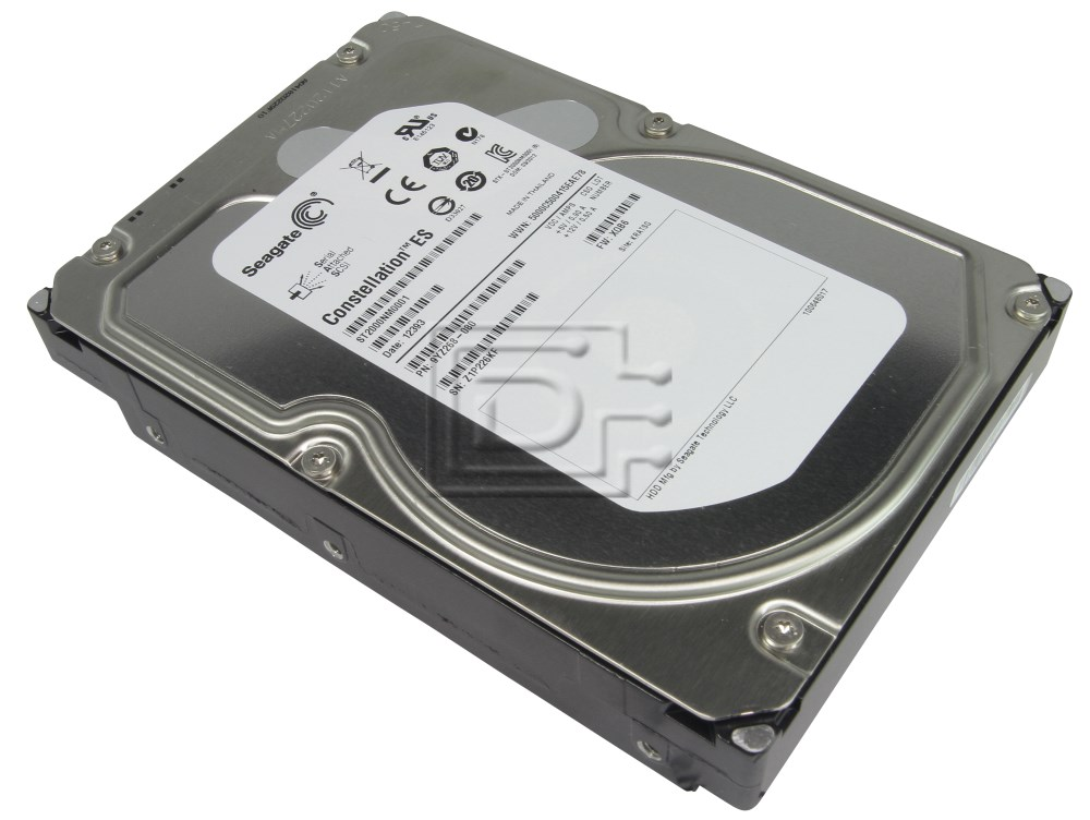 Seagate ST2000NM0001 9yz268-080 SAS Hard Drive