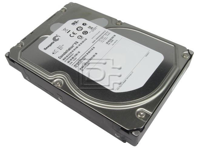 Seagate ST2000NM0001 9yz268-080 SAS Hard Drive image 1