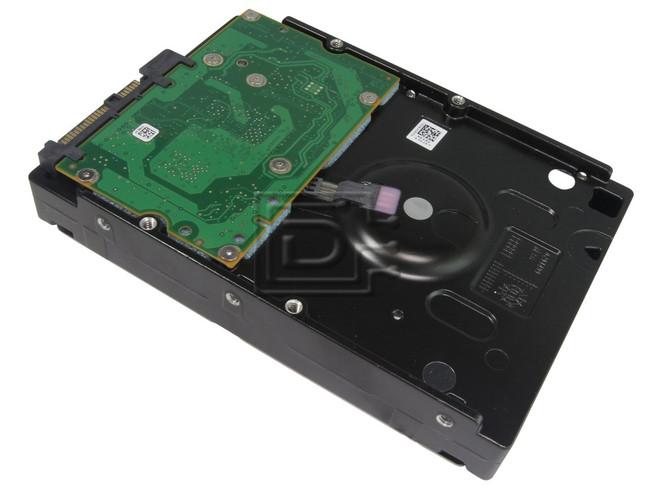 Seagate ST2000NM0001 9yz268-080 SAS Hard Drive image 2