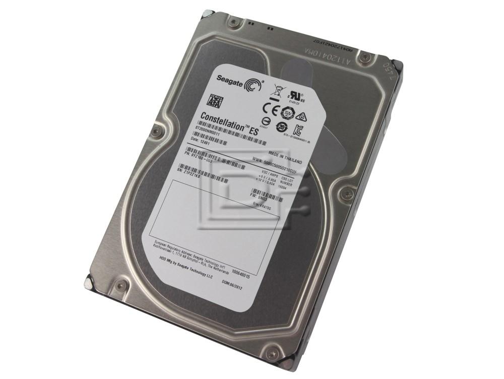 Seagate ST2000NM0011 9YZ168-003 SATA Hard Drive image 1