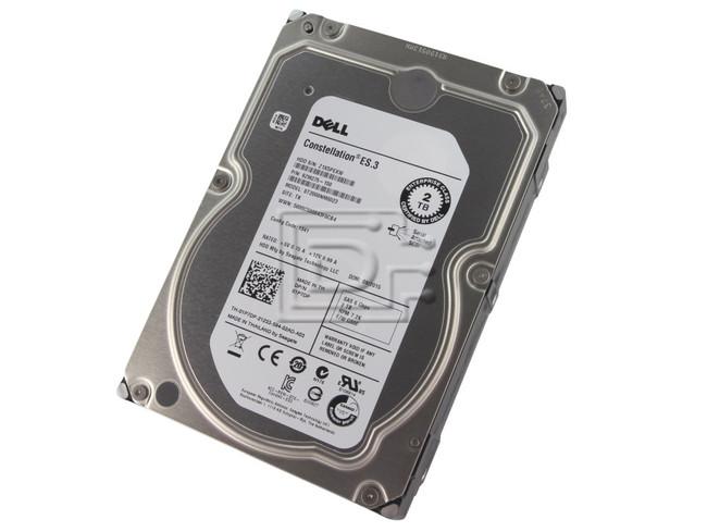 Seagate ST2000NM0023 01P7DP 1P7DP 9ZM275-150 2TB Enterprise SAS Hard Drive image 1