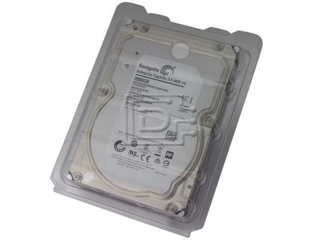 Seagate ST2000NM0034 1HT274-001 SAS Hard Drive image 1