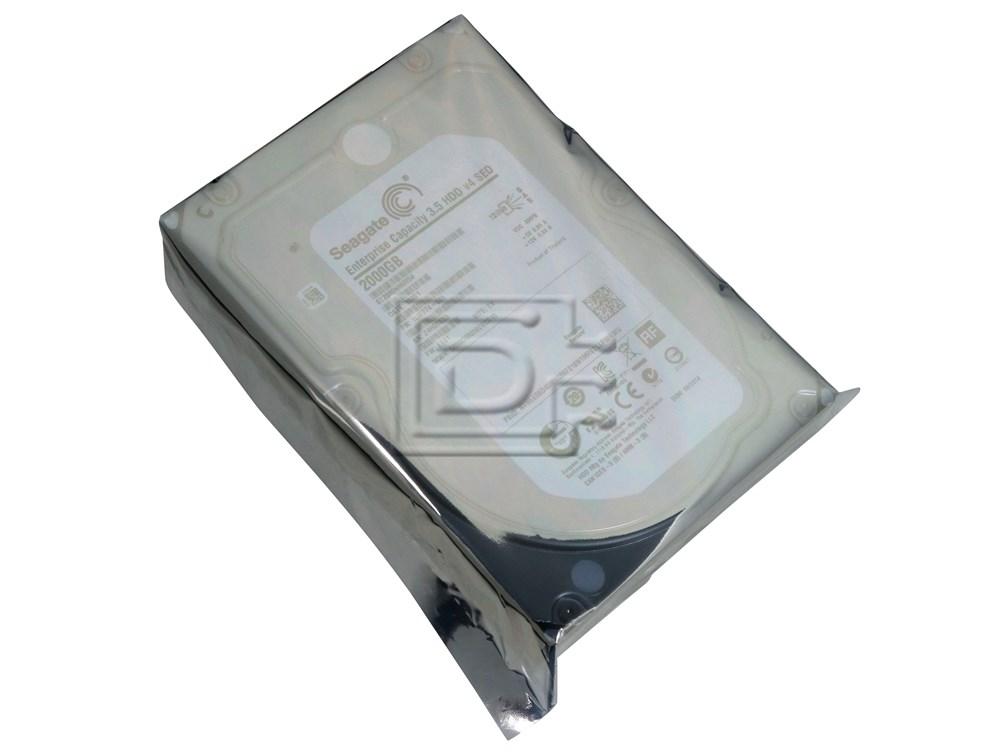 Seagate ST2000NM0054 SAS Hard Drive image 1