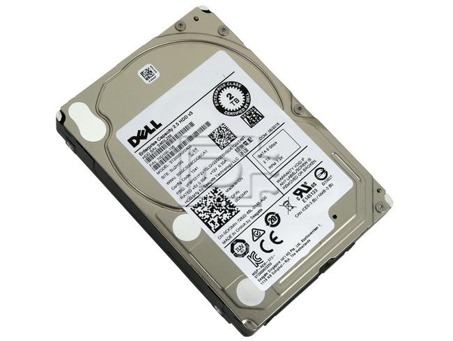 Seagate ST2000NX0403 CK3MN 0CK3MN SATA Hard Drive image 1