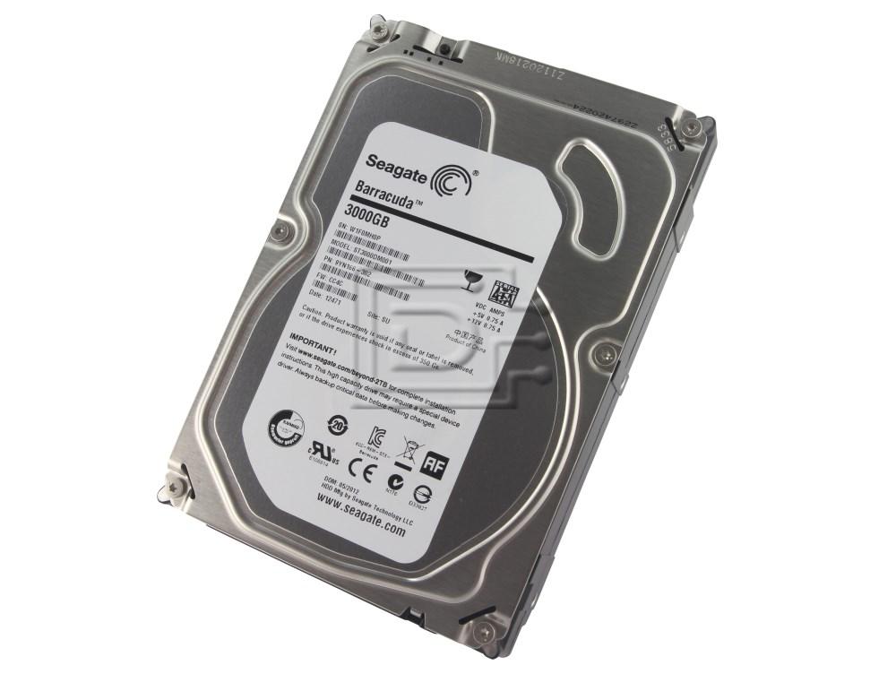 Seagate ST3000DM001 9YN166-570 1ER166 SATA Hard Drive image 1