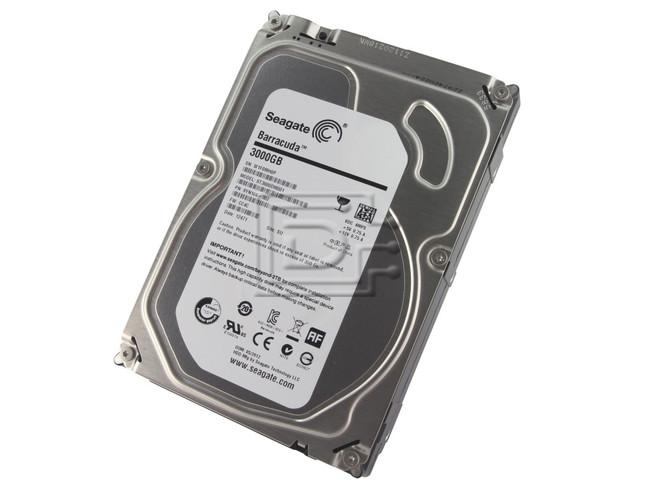 Seagate ST3000DM001 9YN166-570 9YN166 1ER166 SATA Hard Drive image 1