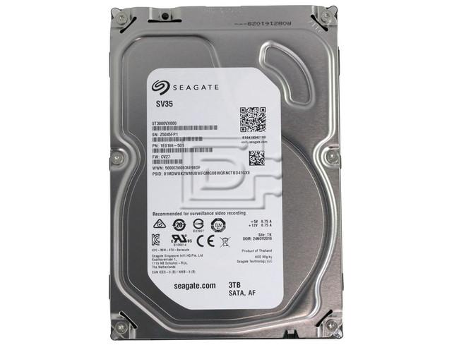 Seagate ST3000VX000 1CU166 SATA Hard Drive image 2