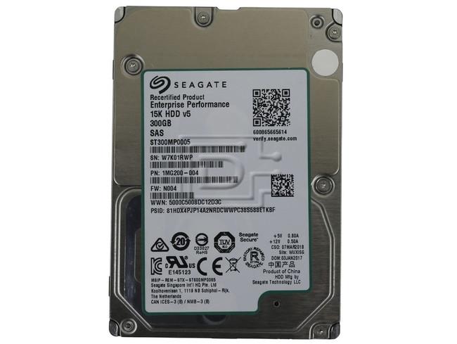 Seagate ST300MP0005 1MG200 1MG200-881 SAS Hard Drive image 3