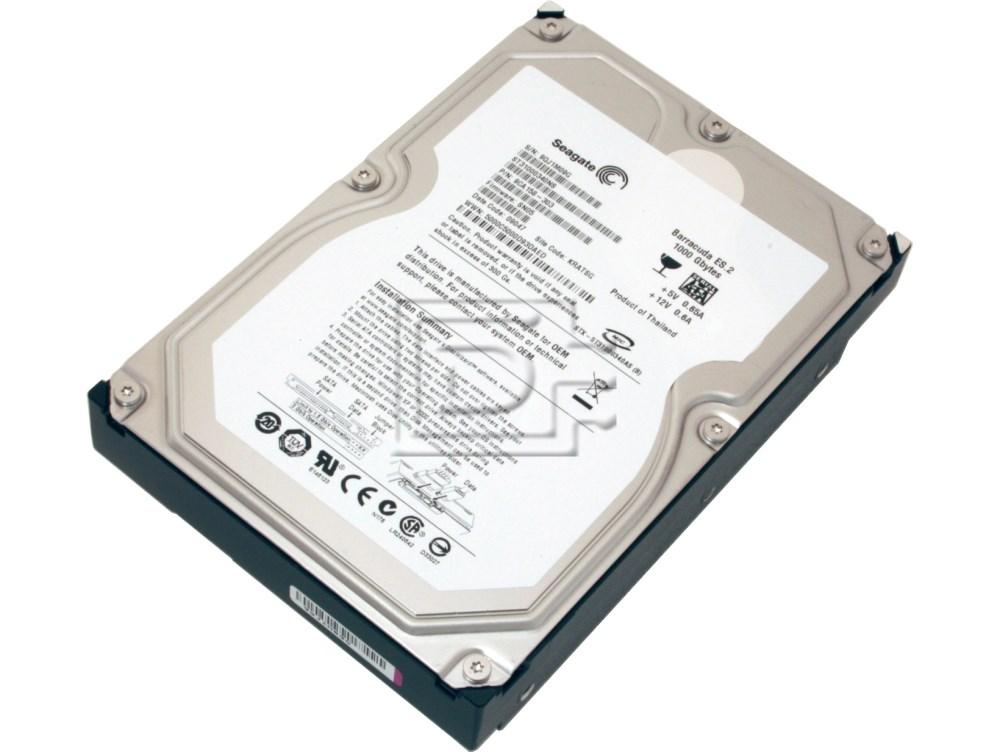 Seagate ST31000340NS 0DP279 DP279 9CA158-053 SATA Hard Drive image 1