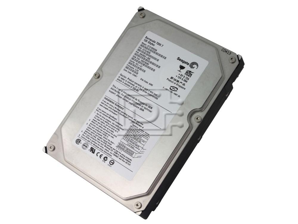 Seagate ST3120022A 9W2002 IDE ATA/100 Hard Drive image 1