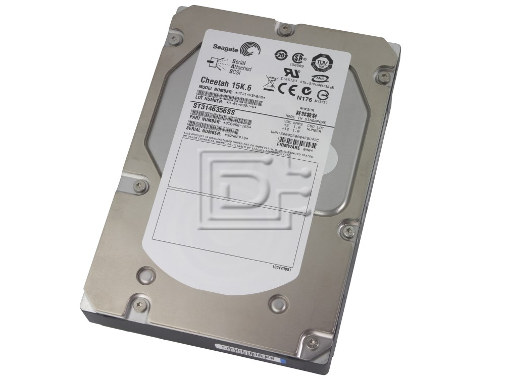Seagate ST3146356SS 9CE066 SAS Hard Drives image 1