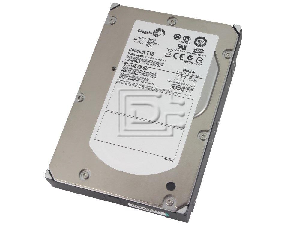 Seagate ST3146755SS SAS Hard Drives image 1