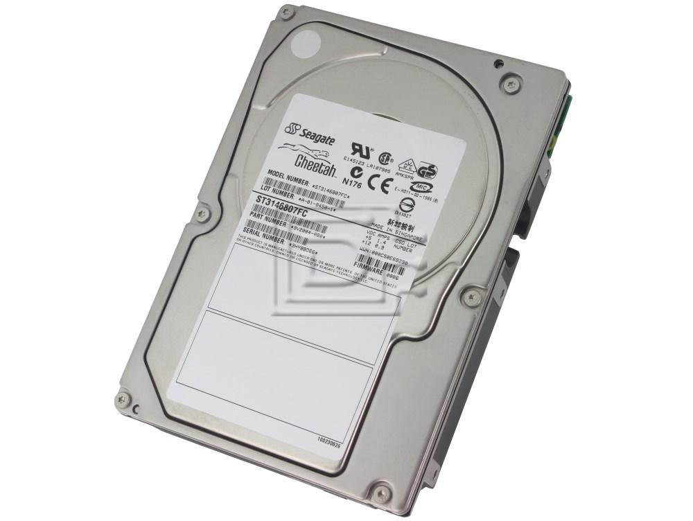 Seagate ST3146807FC Fibre Channel Hard Drive image 1
