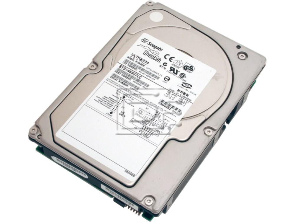 Seagate ST3146807LC SCSI Hard Drive image 1
