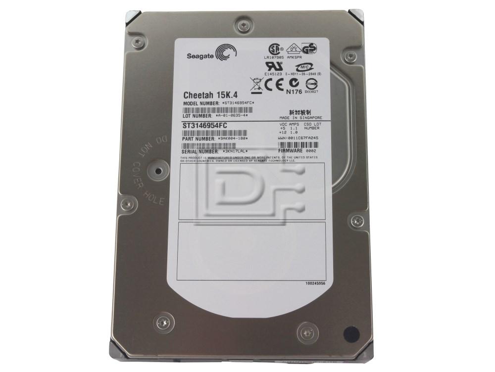 Seagate ST3146954FC Fiber Fibre Channel Hard Drive image 1
