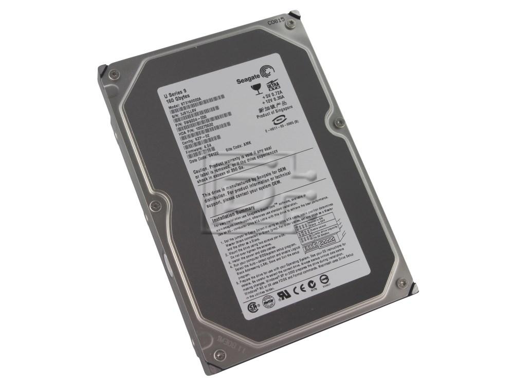 Seagate ST3160022A IDE ATA/100 Hard Drive image 1
