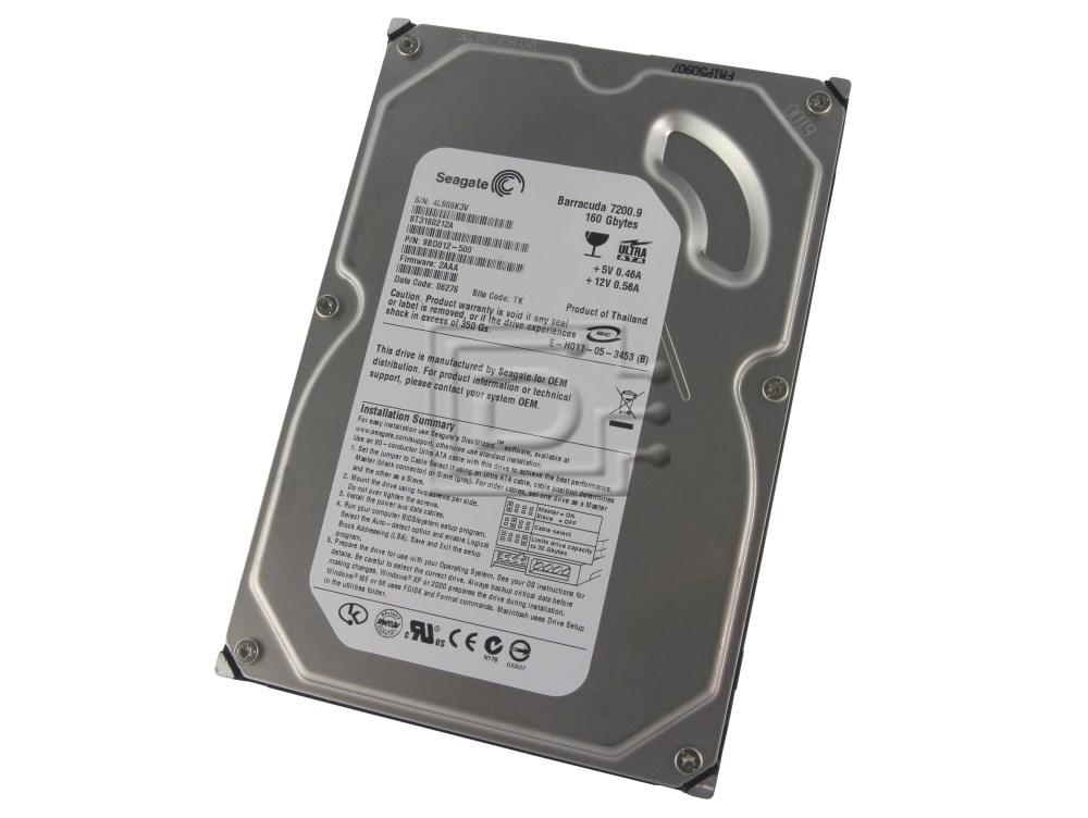 Seagate ST3160212A IDE ATA/100 Hard Drive image 1