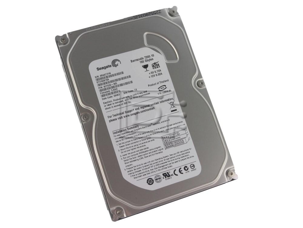 Seagate ST3160815A IDE ATA/100 Hard Drive image 1