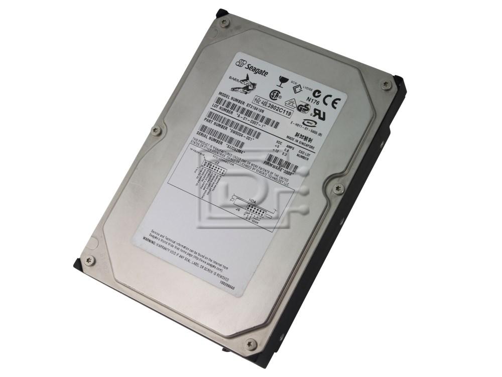 Seagate ST318418N 9W8004-001 SCSI Hard Drive image 2