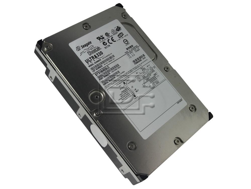 Seagate ST318453LC 9W7006 SCSI Hard Drive image 1