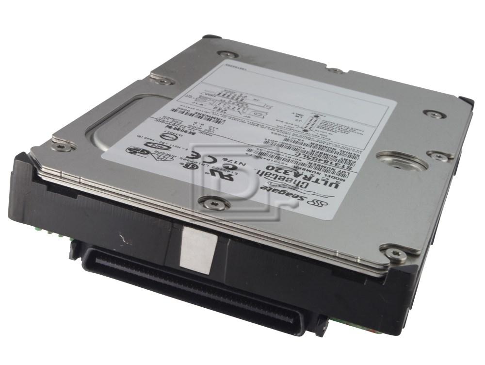 Seagate ST318453LC 9W7006 SCSI Hard Drive image 4