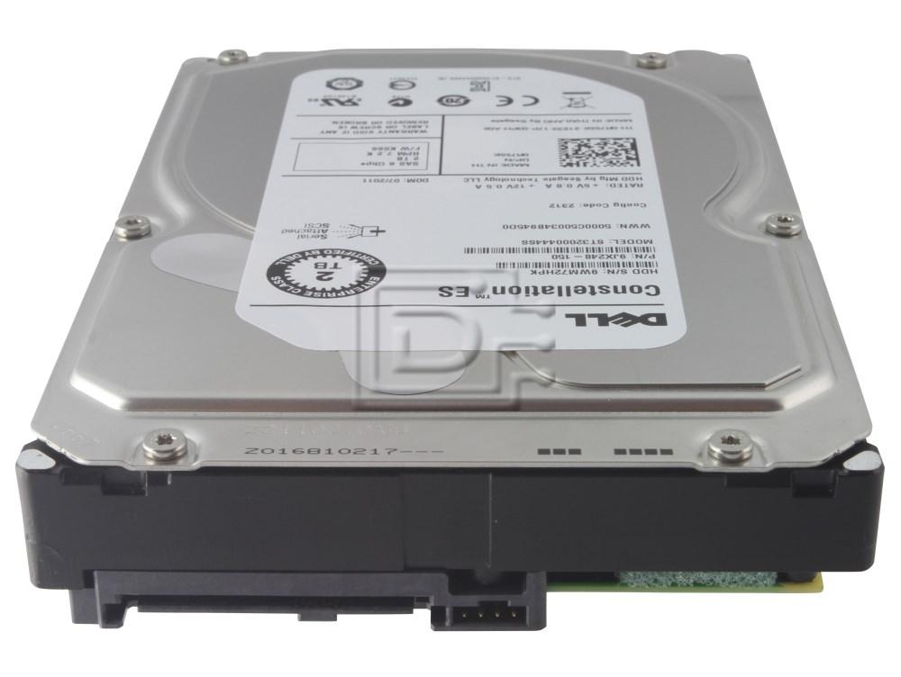 Seagate ST32000444SS 0R755K R755K 9JX248-150 SAS Hard Drive image 4