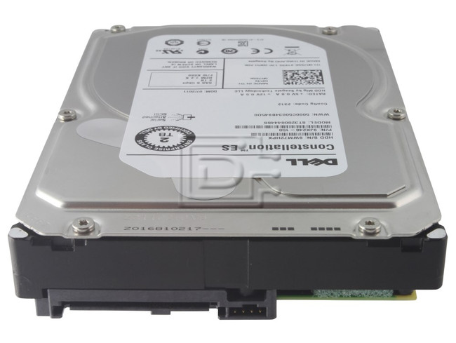 Seagate ST32000444SS 0R755K R755K 9JX248-150 TH-0R755K-21233-063-0109-A00 SAS Hard Drive image 4