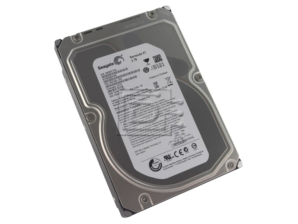 Seagate ST32000641AS SATA Hard Drive image 1