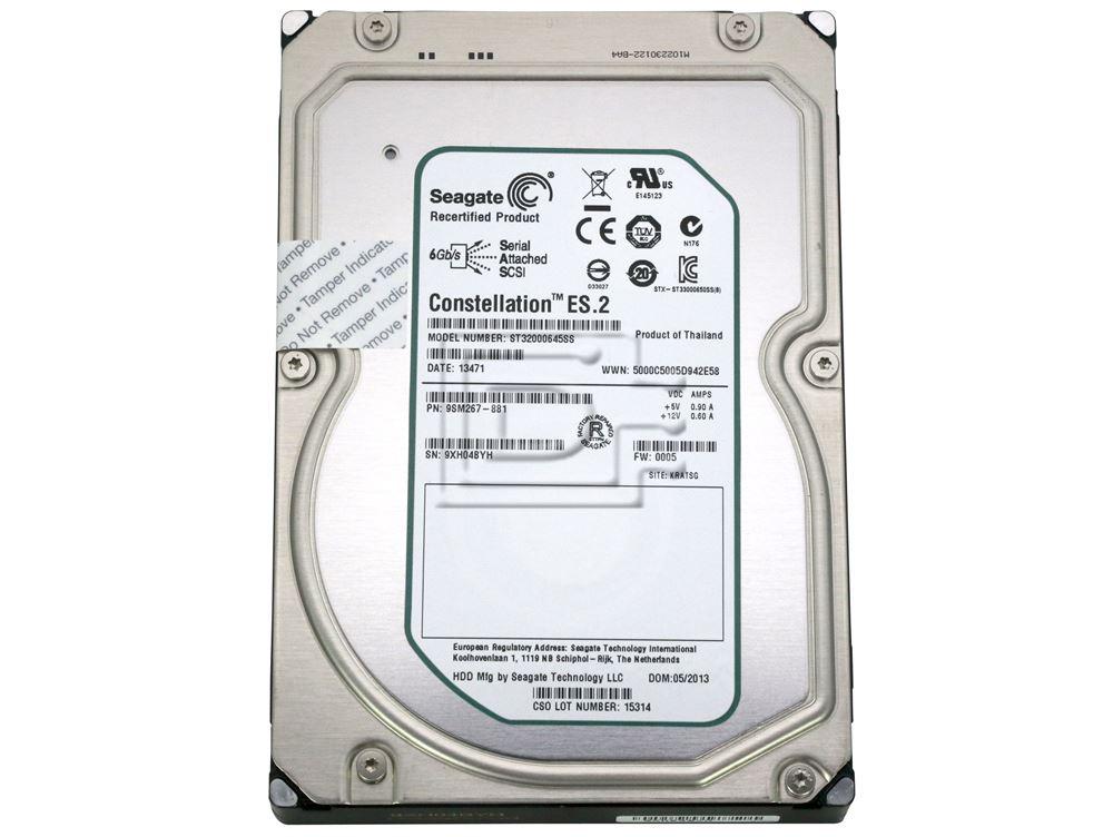 Seagate ST32000645SS SAS Hard Drive image 2