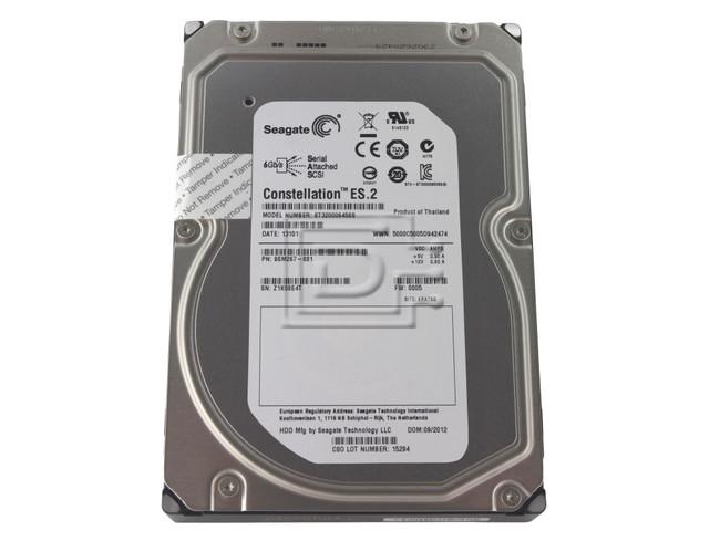 Seagate ST32000645SS SED Encrypted SAS Hard Drive image 1