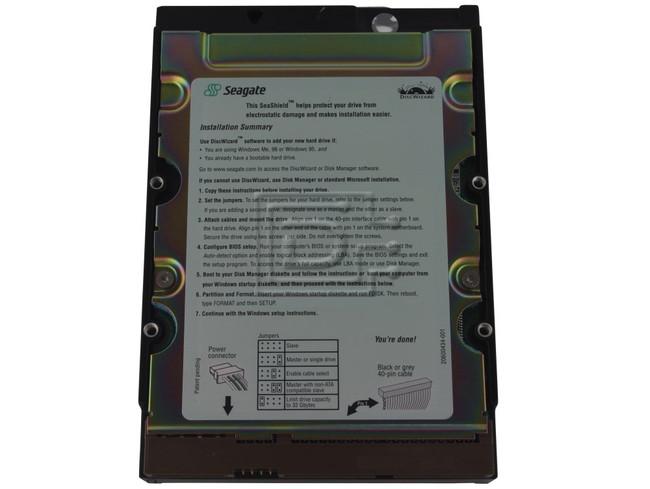 Seagate ST320011A 9T6004-733 SATA hard drive image 2