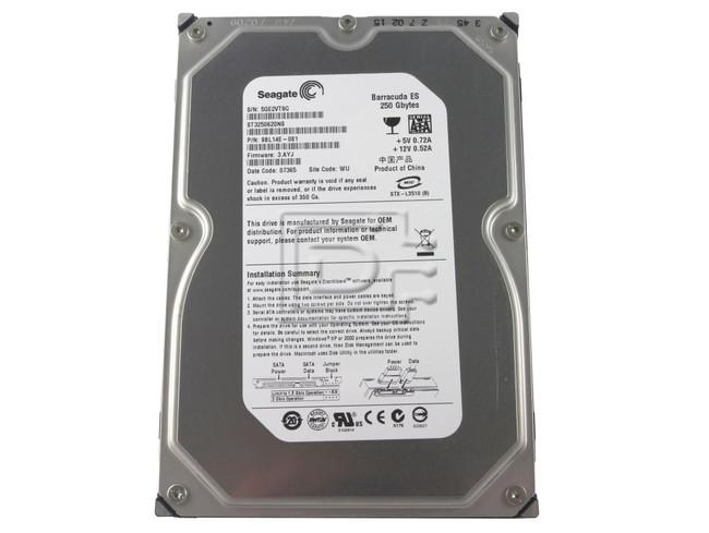Seagate ST3250620NS SATA Hard Drive image 1