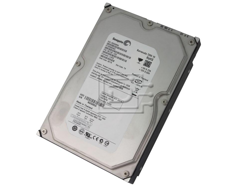 Seagate ST3250820AS SATA Hard Drive image 1