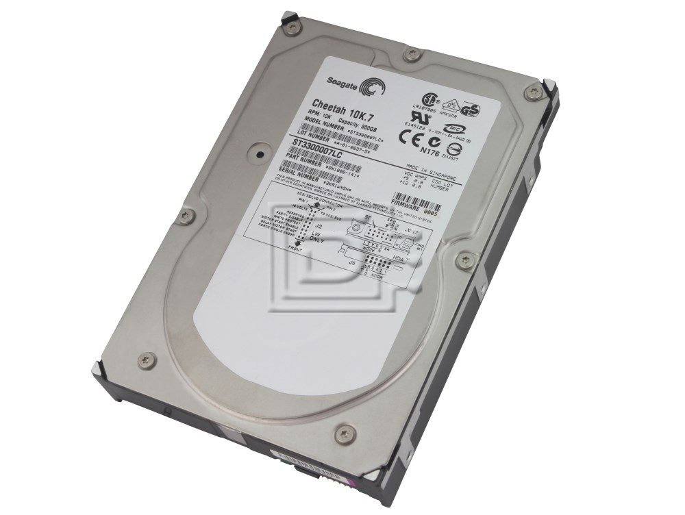 Seagate ST3300007LC SCSI Hard Drives image 1