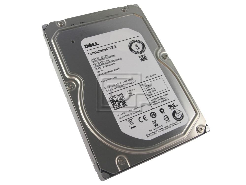 Seagate ST33000650NS 9SM160 0JMN63 JMN63 JDC7P 0JDC7P SATA 3TB 3000TB Hard Drive image 1