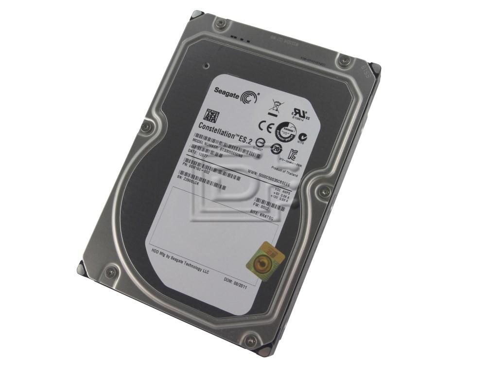 Seagate ST33000650NS 9SM160 SATA 3TB 3000TB Hard Drive image 1