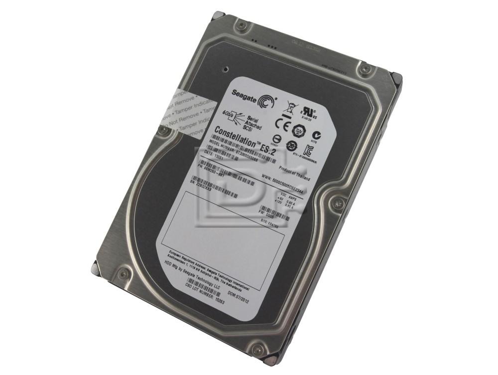 Seagate ST33000650SS SAS Hard Drive image 1