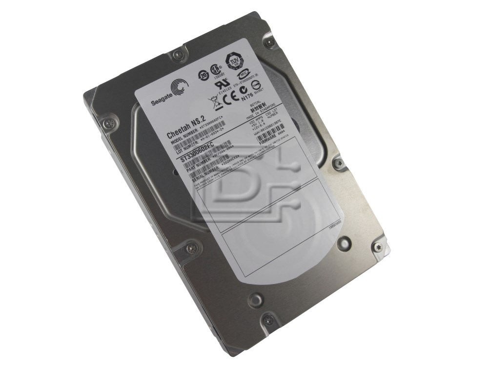 Seagate ST3300602FC Fibre Channel Hard Drives image 1