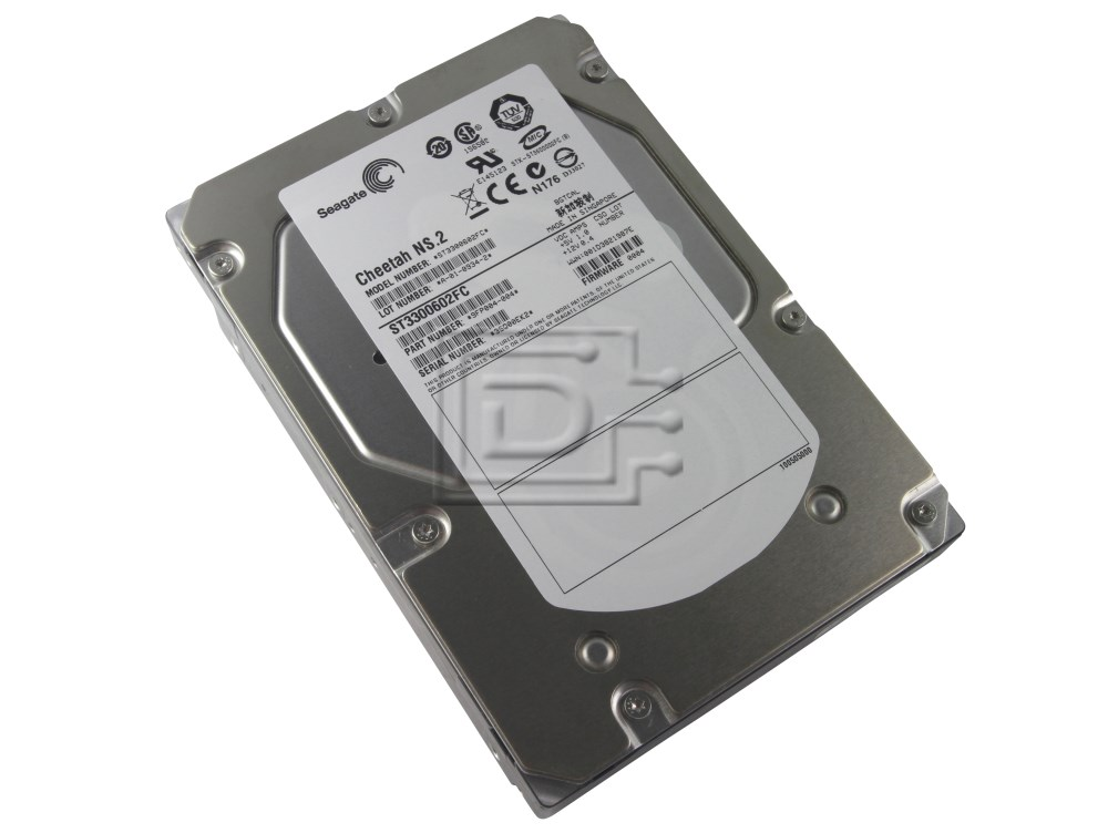 Seagate ST3300602FC Fibre Channel Hard Drives image 3