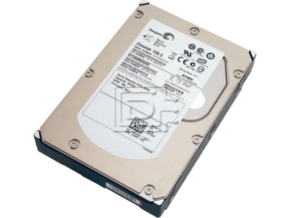 Seagate ST3300655SS GM251 0GM251 341-4461 WR712 9Z1066-051 9Z1066 SAS Hard Drives image 1
